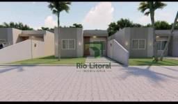 Casa com 2 dormitórios à venda, 52 m² por R$ 230.000,00 - Chácara Mariléa - Rio das Ostras