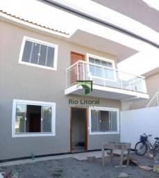Casa à venda, 75 m² por R$ 200.000,00 - Extensão do Bosque - Rio das Ostras/RJ