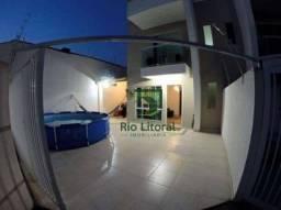 Casa à venda, 98 m² por R$ 345.000,00 - Jardim Mariléa - Rio das Ostras/RJ