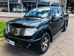 Frontier 2012/2013 2.5 Se Attack 4x4 Cd Turbo Eletronic Diesel 4p Manual