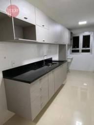 Apartamento com 2 dormitórios para alugar, 77 m² por R$ 2.300,00/mês - Jardim Irajá - Ribe