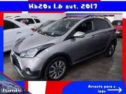 HB20X 2016/2017 1.6 16V STYLE FLEX 4P AUTOMÁTICO