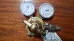 Manômetro Regulador Pressão Oxigênio White Martins 12x cartão