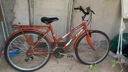 Bicicleta aro 26 por r$ 500,00