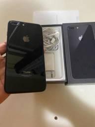 iPhone 8 Plus Black/ 64gb