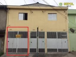 Casa com 1 dormitório para alugar, 50 m² por R$ 1.050,00/mês - Jardim Egle - São Paulo/SP