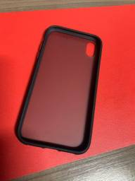 Capinha silicone iPhone xr