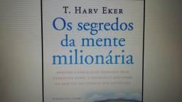 Livro Os Segredos da Mente Milionária T.Harv Eker