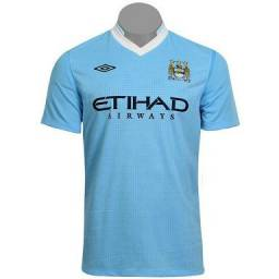 Camisa Manchester City 2012 19 nasri