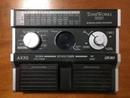 Pedaleira Korg AX3G Toneworks