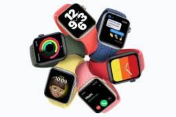 Apple Watch Séries 6 40mm ou 44mm novos, lacrados e com garantia Apple