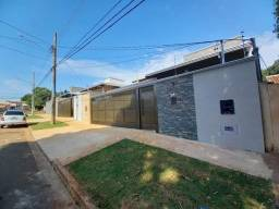Casa Térrea Jd Montevideu, 3 quartos sendo um suíte