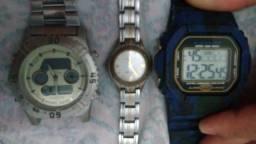 Relógios leia o anúncio