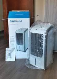 Climatizador de Ar Britânia mod. BCL01F semi-novo