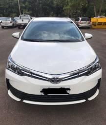 Corolla 1.8 GLI Upper 16V FLEX AUT. 2017/2018