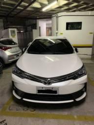Corolla XEI 2019 Chave presenca Estado de Novo