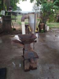 Trituradeira de milho e cana sem motor