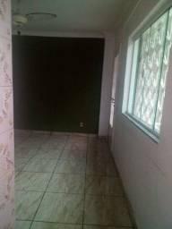 Aluguel casa duplex de fundos