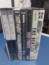 Cds e dvds ( vendo/troco)