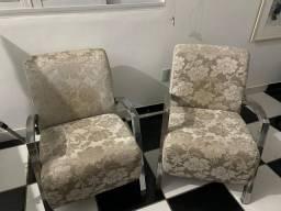 Cadeiras chiques