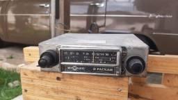 Rádio motorádio carro antigo