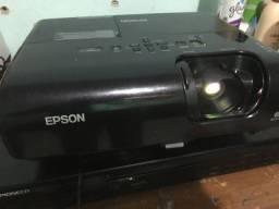 Projetor Epson S5 powerlite