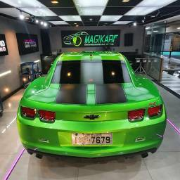 "Camaro Synergy Green ""Tuning Edition"""