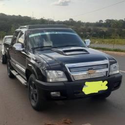 S10 executiva diesel 4x4 ano 2006