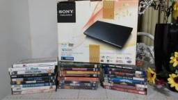 Blu-ray com 25 DVDs