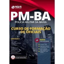 Apostila PM-BA 2020 - Curso de Formação de Oficiais