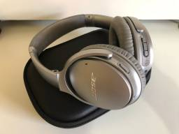 Fone de Ouvido bose Bluetooth QuietComfort 35 II Prata
