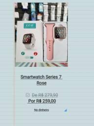 Smartwatch Series 7 Rose