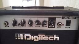 Amplificador DG15R preço pra hoje aceito troca