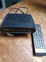 CONVERSOR  DE CANAIS DIGITAIS,HDMI INTELBRAS ,PRA VIR BUSCAR AGORA DE IMEDIATO.