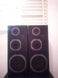 Caixas Acústicas PHILIPS mod. FB 203