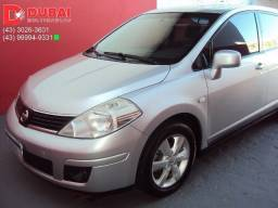 2008 | Nissan Tiida S 1.8 / Couro / Completo / Placa A