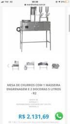 Mesa de churros