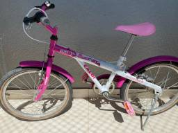Bicicleta Caloi Luli Menina