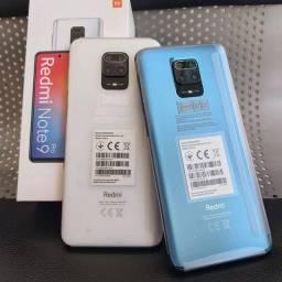 Redmi Note 9 Pro 64GB/6G - Global - Lacrado! com garantia e nota - Lojas Niterói