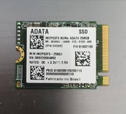 Ssd Adata 256GB IM2P33F3-256gb M.2, Pci Express 3.0 x4