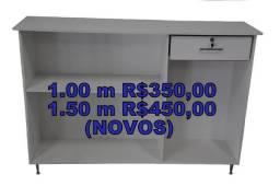"""Super Promoção """"Balcões Caixa em MDF"""" (Novos) 3386 8881 *Casa do Expositor"""