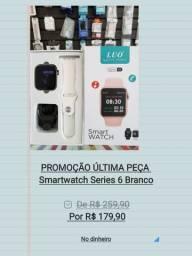 Smartwatch Series 6 branco