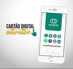 Cartão visitas-Digital