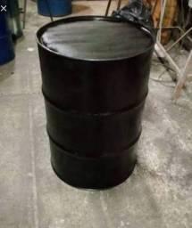 Vendo tambor de 200 lt vazio