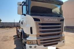 Scania 420 6x2 ano 2010