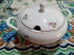 Sopeira Porcelana Steatita Paraná Brasil