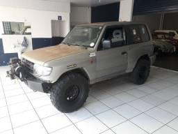 Pajero jipe 4x4 pajerinho GLS B 2 portas jeep