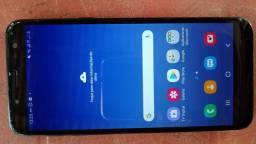 Samsung j6 R$500