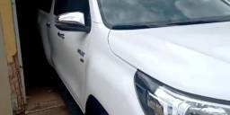 Toyota hilux sr 2.7 2018