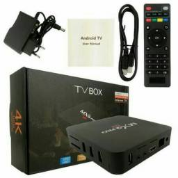 Conversor Smart Tv Box 4 Gb Ram/ 64 Gb/ 5 G/ Android 11.1+4k